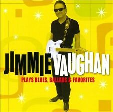 VAUGHAN,JIMMIE-PLAYS BLUES, BALLADS CD NEW