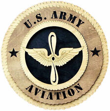U.S. Army Aviation Wall Tribute, U.S. Army Aviation Hand Made Gift