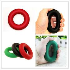 30/40/50 LBS Fitness Strength Exercise Rubber Ring Hand Power Grip Gripper SM