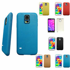 Slim Soft Colorful TPU Thin Back Case Cover Skin For Samsung Galaxy S5 V i9600