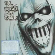 VARIOUS ARTISTS - THE PIANO TRIBUTE TO IRON MAIDEN NEW CD