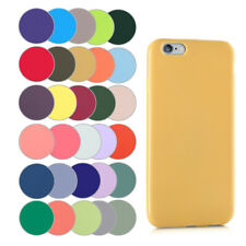 TPU SILICONE COVER FOR APPLE IPHONE 6 6S SOFT CASE SILICON BUMPER MOBILE PHONE