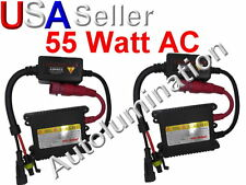 Ultra Slim 55w HID Xenon Power Premium Digital Universal Replacement Ballast AC