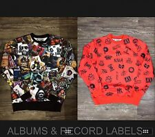 NEW HIP HOP ALBUM OR LABEL YMCMB  NWA WU-TANG MMG ROZAY JUMPER SWEATER SZ S-XXL