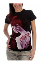 Bullet For My Valentine Dead Red T-Shirt Rock Emo Gothic Metal Scene Punk