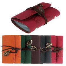 New Fashion Practical Leather Business Credit ID Card Holder Case Wallet Pockets