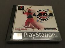 Brian Lara Cricket For PlayStation 1 Complete
