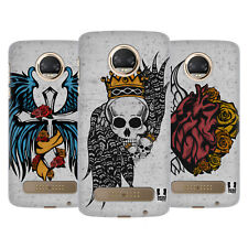 HEAD CASE DESIGNS TATTOO WINGS HARD BACK CASE FOR MOTOROLA PHONES 1