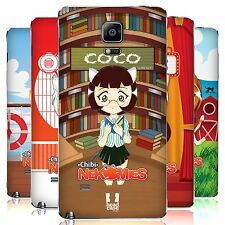 HEAD CASE DESIGNS CHIBI NEKOMIES REPLACEMENT BATTERY COVER FOR SAMSUNG PHONES 1