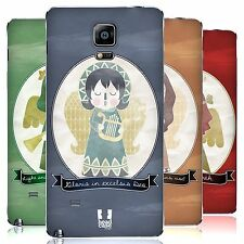 HEAD CASE DESIGNS CHRISTMAS ANGELS BATTERY COVER FOR SAMSUNG PHONES 1