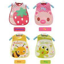 Baby Boy Girl Kid Infant Burp Cloth Bibs Waterproof Saliva Towel Feeding Cloth