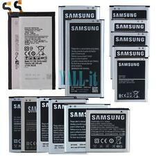 NEW Replacement Battery For Samsung Galaxy S1 S2 S3 MINI S4 S5 S6 Note 1 2 3 4