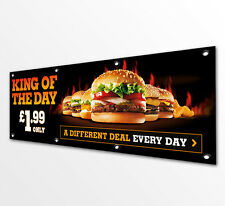 BANNER PRINTING - PRINTED OUTDOOR SIGN - BUSINESS SIGNS - PVC VINYL BANNERS