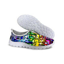 Running Shoes Mens Sneakers Trainers Tennis Sports Athletic Slip On Shoes Casual