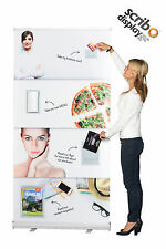Massive Roll Banners (Pack of 6) - Best use for Indoor & Outdoor Events, Offices