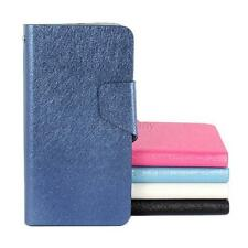 """Vogue Slim Wallet Silk Leather Stand Flip Case Cover For Apple 4.7"""" iPhone 6"""