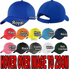 Adult Moisture Wicking MICRO MESH Baseball Cap Structured Hat Adjustable NEW!