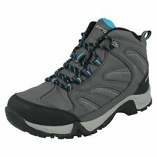 PIONEER WP WATERPROOF HI-TEC MENS WALKING HIKING CASUAL TRAINERS LACE UP BOOTS