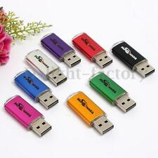 BESTRUNNER 4GB 8GB 64-512MB USB 2.0 Flash Memory Stick Drive Storage U Disk Gift