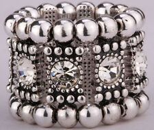 Stretch ring W/ crystal cute fashion jewelry A1 matching bracelet AVBL seperate