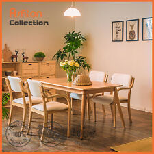 Brand New 5 Piece Wooden Dining Table Dining Chairs Setting