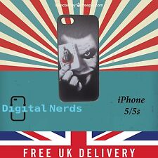 iPhone 5/5s Batman/Joker Themed Phone Cases