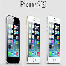 "Apple iPhone5S 16GB ""Factory Unlocked"" Gray-Gold-Silver Smartphone A1533 US Plug"