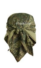 Russian ARMY SPECNAZ Military ISSUE Bandanas (OFFICIAL ARMY CAMO PATTERNS)