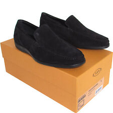 Tod's TODs men fashion suede loafers shoes moccasins mocassini Schuhe туфли $440