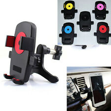 360°Car Air Vent Mount Cradle Holder Stand for Mobile Smart Cell Phone GPS IPOD