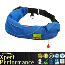 Top Quality Inflatable Belt SUP Life Jacket Life Vest Survival Aid PFD Manual