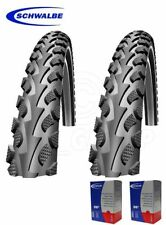 """Schwalbe Land Cruiser Tyres 26"""" & 28"""" (26x1.75,26x1.90/2.0,28x1 3/8) and Tubes"""