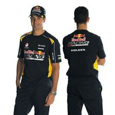 2014 RED BULL RACING AUSTRALIA TEAM MENS SHIRT PIT SPONSORS LOGO ADULTS
