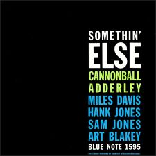 CANNONBALL ADDERLEY SOMETHIN' ELSE NEW SEALED BLUE NOTE VINYL LP IN STOCK