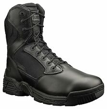 New Magnum Stealth Force 8.0 Mens Leather Black CT CP Composite Safety Boots