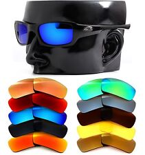 Polarized IKON Iridium Replacement Lenses For Oakley Fives Squared Sunglasses