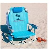 Tommy Bahama Back Pack Beach Chair Aluminum Frame Choose Your Color - New Item