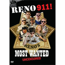 Reno 911!: Reno's Most Wanted Uncensored NEW DVD
