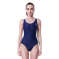 Hot Women Blue Scuba & Snorkeling Wetsuit Rash Guard Jump Surfing Surf Clothing
