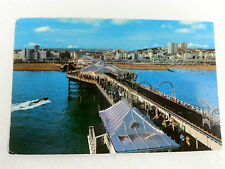 Postcard of The Palace Pier Brighton Sussex UK PU 1976 A10