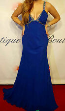 JASZ COUTURE 4360 Formal Prom Pageant Gown Sizes 4-16 AUTHENTIC NWT