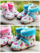 Women Girl Winter Soft Warm Indoor Slippers Home Slippers Boots House Shoes New