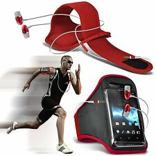 Running Fitness Sports Armband Case & Handsfree For Apple Iphone 5S