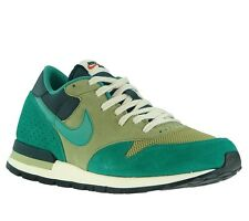 new Nike Air Epic QS Unisex sneakers Casual Trainers Green with Nike Logo