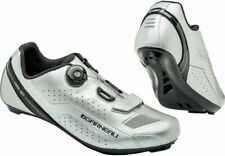 LOUIS GARNEAU PLATINUM ROAD BIKE SHOES SILVER 2016