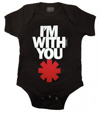 Red Hot Chili Peppers With You Baby Bodysuit