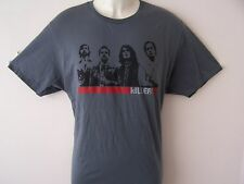 *NEW* THE KILLERS OFFICIAL MERCHANDISE GREY TOUR T SHIRT S M XL