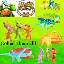 Learning Curve Dinosaur Train Collectible Figures - 6 to Collect! NEW Stock