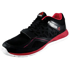 Reebok Womens Studio Choice Fitness Workout Gym Trainers Black *AUTHENTIC*
