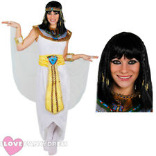 LADIES CLEOPATRA COSTUME QUEEN OF THE NILE ADULT EGYPTIAN FANCY DRESS CHARACTER